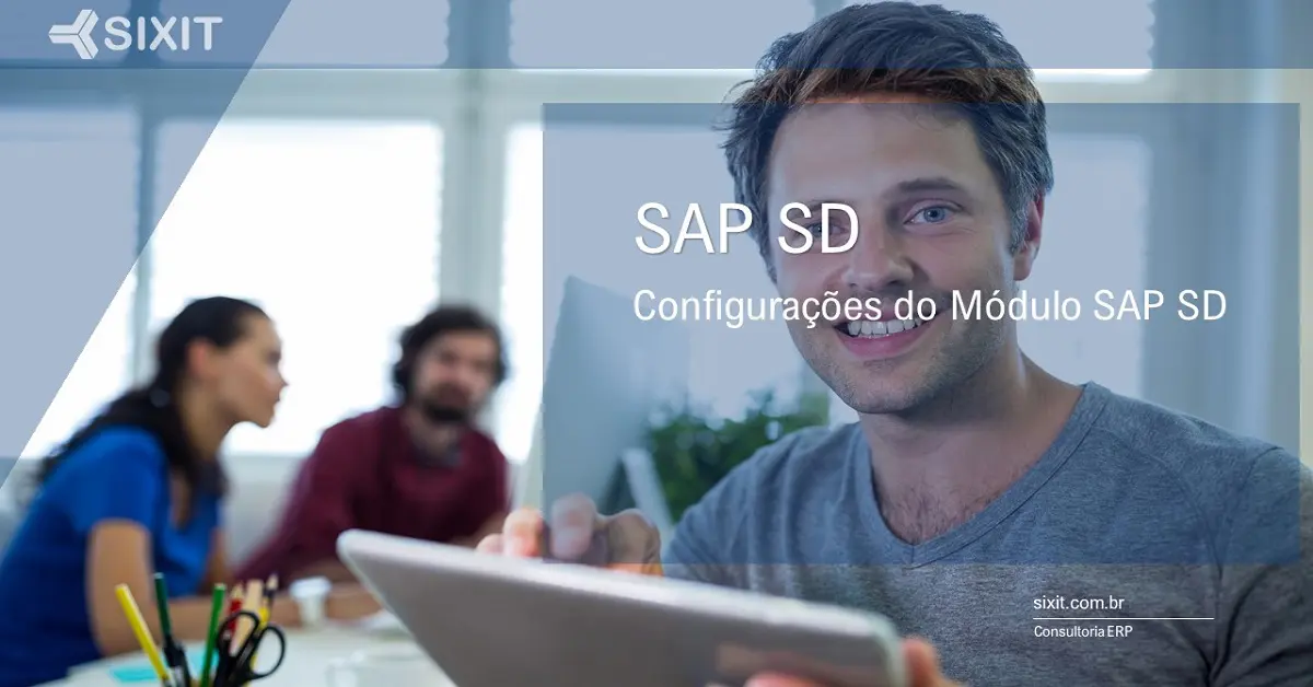 Configuracao SAP SD