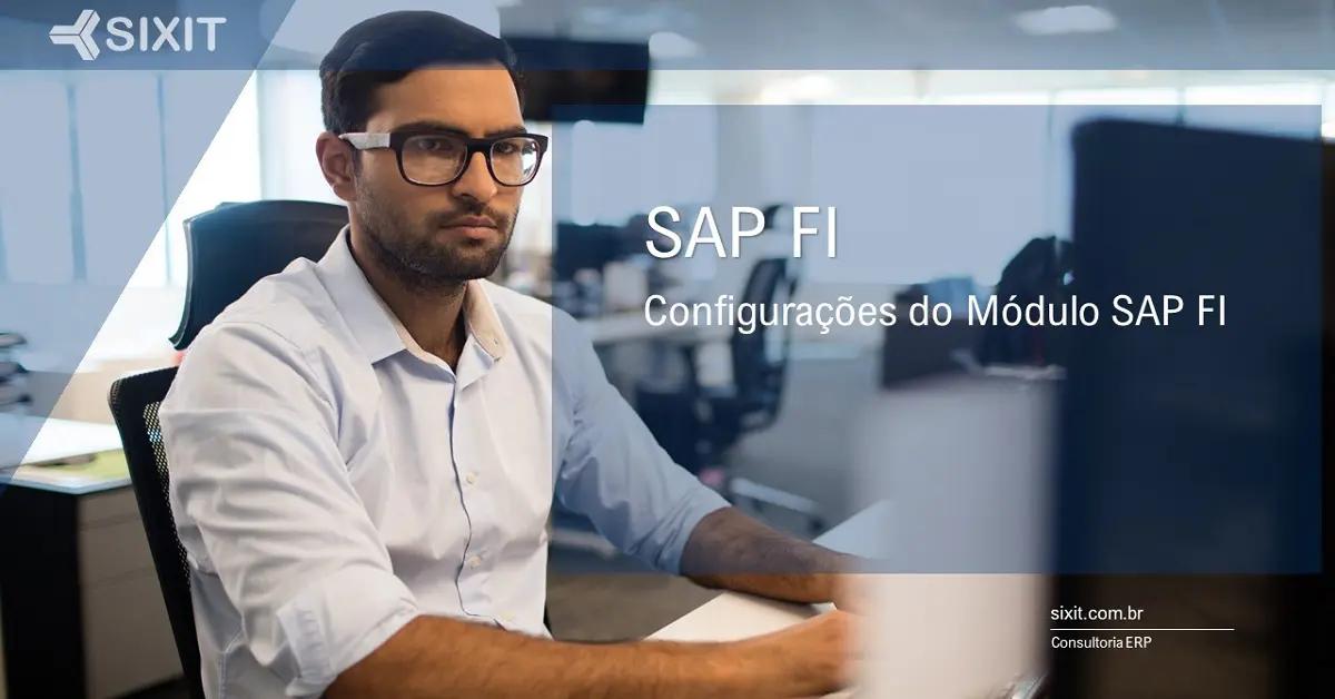 Configuracoes SAP FI