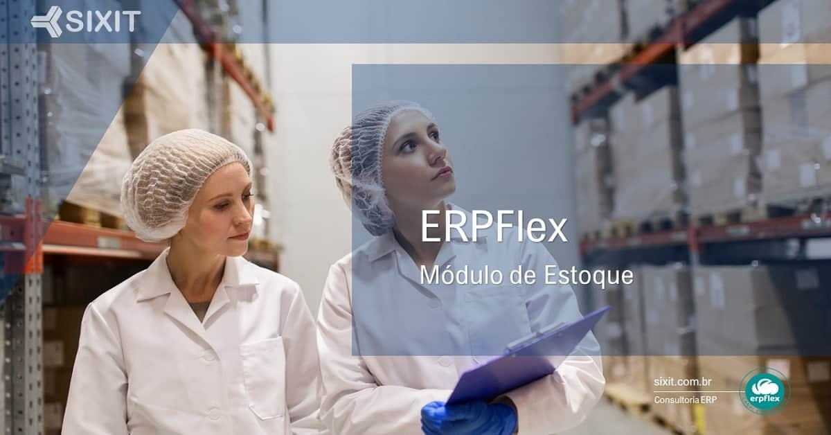 ERPFlex – Estoque