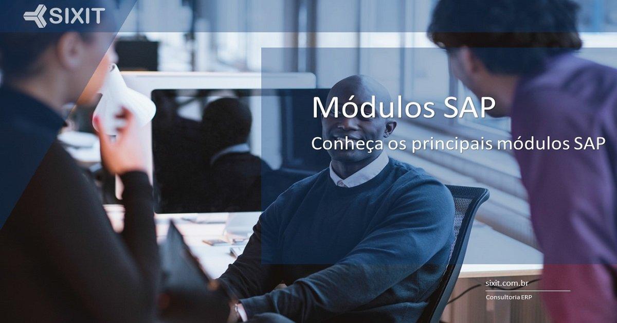 Modulos SAP