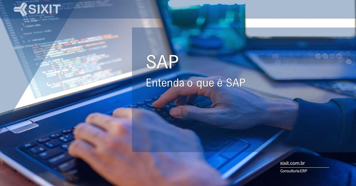 O que é SAP