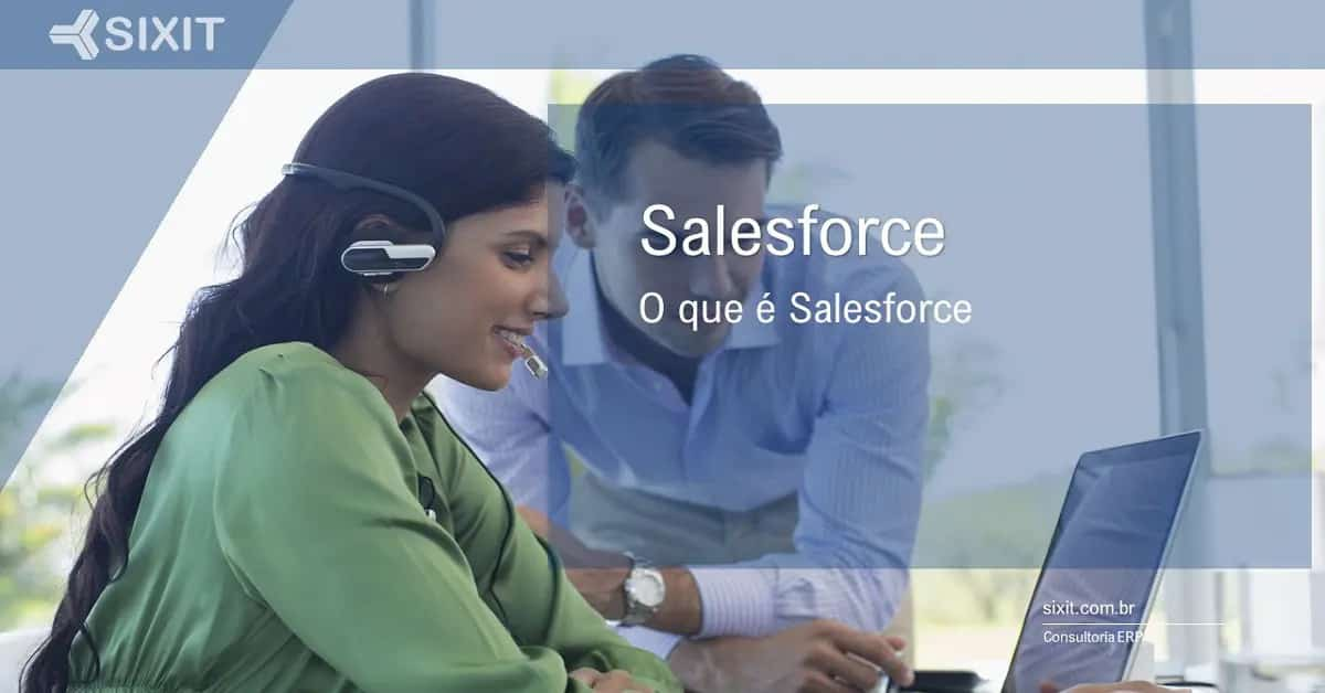 O que e Salesforce