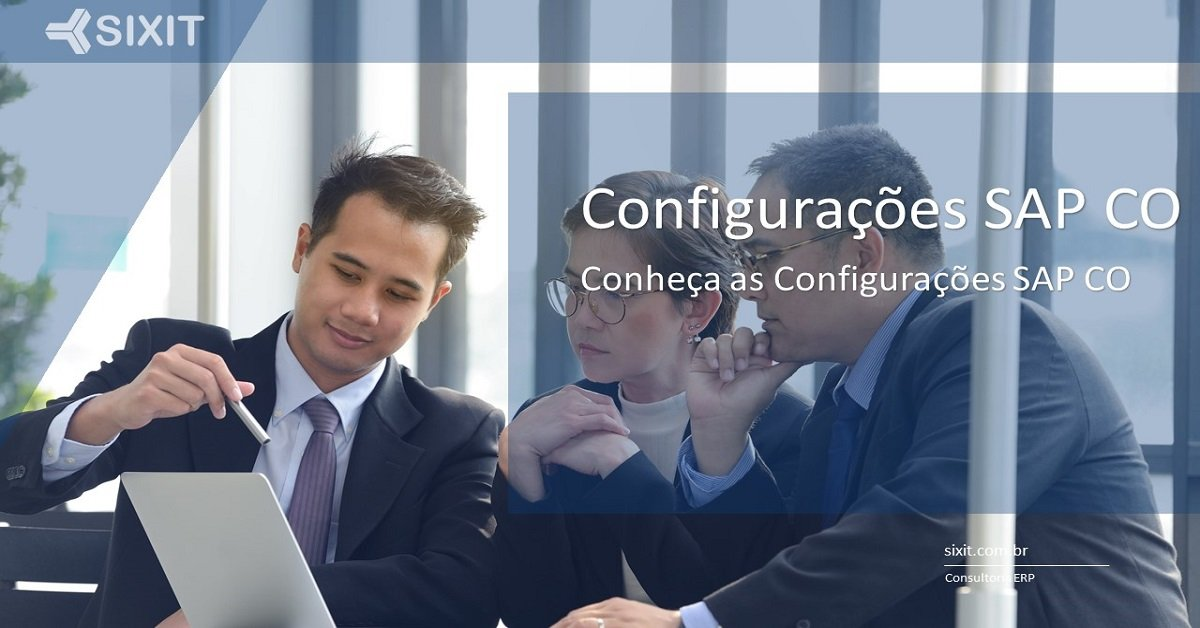 Configuracoes SAP CO