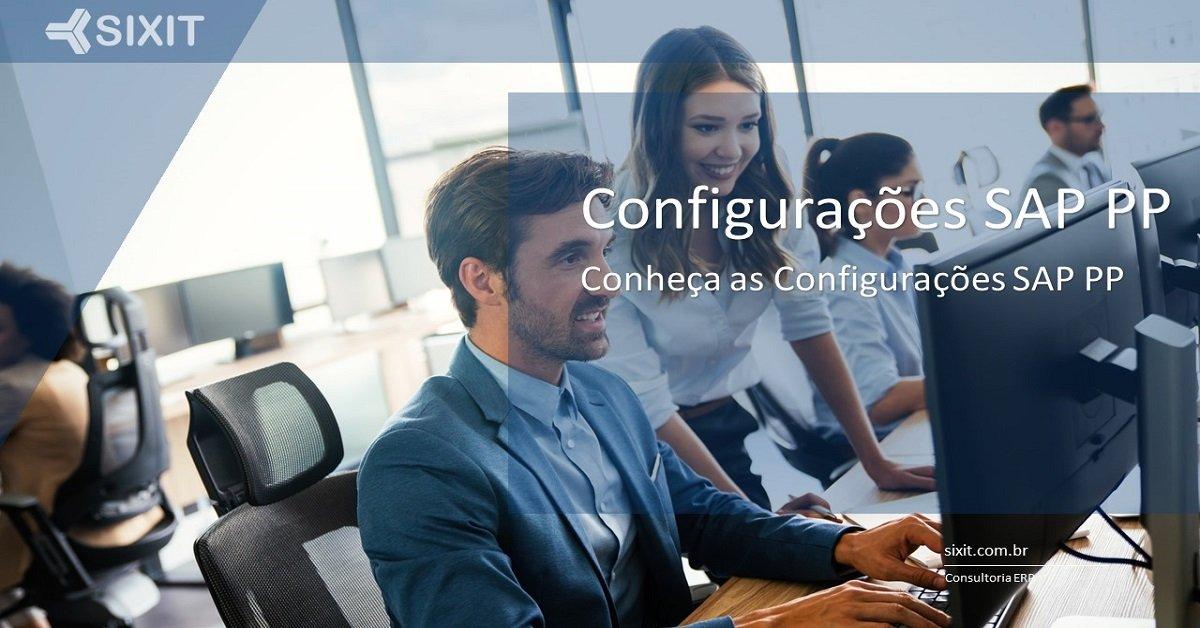 Configurações SAP PP